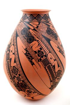 Mata Ortiz by Jose Loya, *Mata Ortiz pottery, also known as Casas Grandes pottery, is one of the finest ceramics in the world