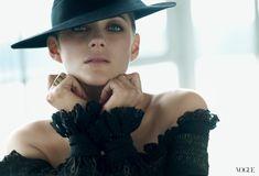 Marion Cotillard. Vogue.