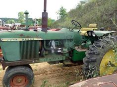 John Deere 3010 tractor salvaged for used parts. This unit is available at All States Ag Parts in Downing, WI. Call 877-530-1010 parts. Unit ID#: EQ-24640. The photo depicts the equipment in the condition it arrived at our salvage yard. Parts shown may or may not still be available. http://www.TractorPartsASAP.com