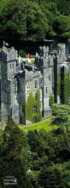 Ashford Castle – Co. Mayo | Ireland