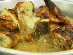 Rao's Famous Lemon Chicken (Pollo al Limone) recipe from Barefoot Contessa via Food Network