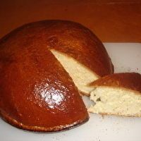 Massa Sovada (Portuguese Sweet Bread) by star