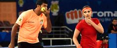 Saniya pair is going semi-final. All are waiting to won any medal in Olympics in India.