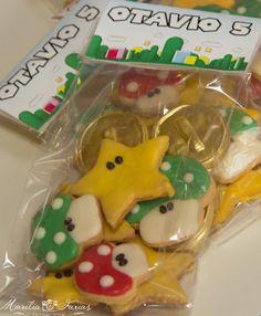 Biscoitos de lembrancinhas