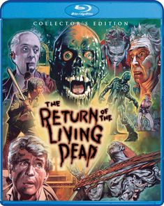 The Return of the Living Dead Blu-ray: Collector's Edition