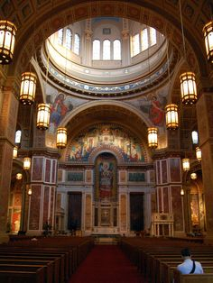 St. Matthew's Cathedral (Washington DC)