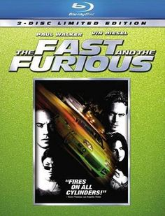 The Fast and the Furious (Blu-ray Disc, 2009) 25195055505 | eBay