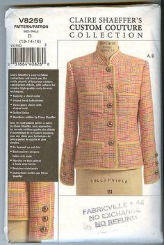 Chanel Jacket -Pattern  idea
