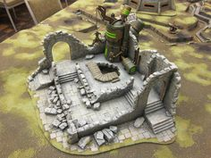 Hirst+Arts+Terrain | Adepticon – High Seas, Old West and Warmachine