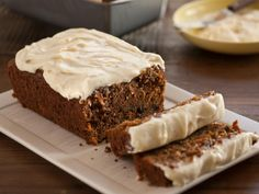 Get Carrot Cake Recipe from Cooking Channel