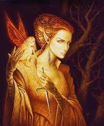 mitologia nordica elfos - Buscar con Google