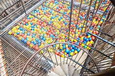 A Shoe Factory Transformed Into an Urban Playground