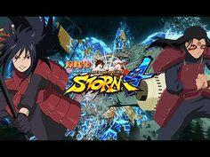 Naruto Ultimate Ninja Storm 4 Gameplay - Uchiha Madara vs Senju Hashirama Madara Uchiha, Naruto, Level Up, Manga, Anime, Comic Books, Comics, Drawings, 2d