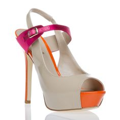 I think I am in LOVE with these shoes for summer!