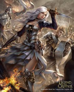 Legend Of The Cryptids on Pinterest ...
