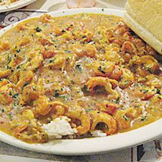 """""""Chef John Folse's Crawfish Etouffee is guaranteed to make your mealtime preparation fast and easy. Crawfish Recipes, Cajun Recipes, Seafood Recipes, New Recipes, Cooking Recipes, Healthy Recipes, Chef John Recipes, Lunch Recipes, Recipes"""