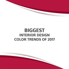 Check out the Biggest Interior Design Color Trends of 2017 for decorating and furnishing with style. For more details Visit: http://www.futurainterior.com/ #FuturaInterior #Bangalore #interior #kitchen #modularkitchen #design #kitchendesign #manufacturer #accessories #kitchenaccessories #colors #colortrends #trends