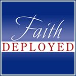 Faith Deployed — Spiritual Support for Military Wives.... Great website and resource