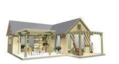 Small House Plans: Big L | New Avenue Homes