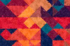 'Triangles+and+Quadrangles'+von+Viktor+Peschel+bei+artflakes.com+als+Poster+oder+Kunstdruck+$30.49