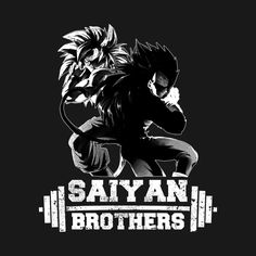 Check out this awesome 'saiyan+brothers' design on @TeePublic!