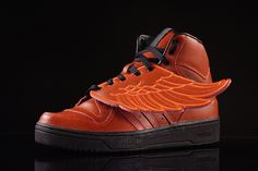 "Jeremy Scott x adidas Originals Wings – ""Basketball"" 