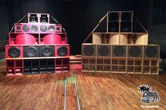 Turbo Audio Posse & Echolot Dub System in Basel, Schweiz.