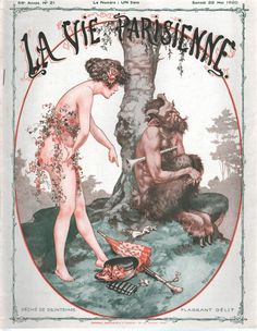 La Vie Parisienne May 22 1920
