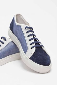 Common Projects Tournament Low Special Edition Navy