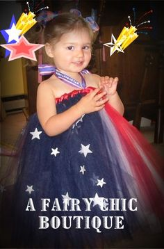 Patriotic tutu dress fourth of july 4th of Inspiration on top of dress