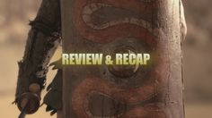 New Video: Review & Recap Of Spartacus: Blood and Sand Episode 1 – THE RED SERPENT