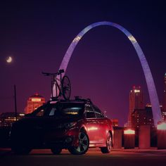 #CamryTour in St. Louis by @loyaltoyota