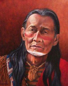 Native American Face Paint, Native American Paintings, Native American Women, Native American Indians, Apache Indian, Indian Art, Native Beadwork, People Art, Native Art