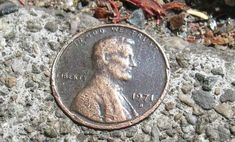 Have A 1971 Penny? Or A Rare 1971 Double Die Penny? Here's Everything You Want To Know About Your 1971 Penny Value 1971 Penny Value - Ultimate guide to 1971 pennies, how many were made, and all about the rare 1971 doubled die penny Valuable Pennies, Rare Pennies, Valuable Coins, Us Coins, Silver Coins, Penny Values, Old Coins Worth Money, Wheat Pennies, Coin Prices