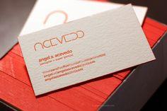 Acevedo Rebrand & Case Study on Behance