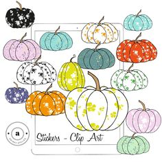 The pumpkins are ready for the season Jw Printables, Diy And Crafts, Arts And Crafts, Surface Pattern Design, Watercolor And Ink, Passive Income, Pumpkins, Design Elements, Online Shopping