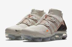 19a39b2a3d4e4 Sneakers Nike   Release Date  Nike Air VaporMax Utility Light Bone