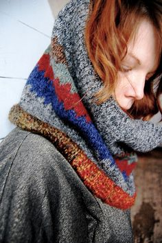 recycled sweater crafts by Carey..., via Flickr