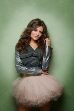 Danielle Campbell - The originals