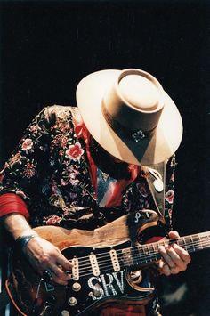Stevie Ray Vaughan........