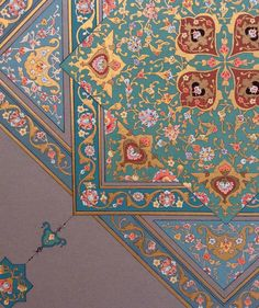 """#artist #art #mozahip #muzehib #islamik #هنرمندان #هنر #tazhib #تذهيب #نگارگري #سنتي"""