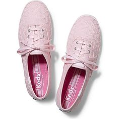 04ee624efd9d Keds Champion Eyelet ( 50) ❤ liked on Polyvore featuring shoes