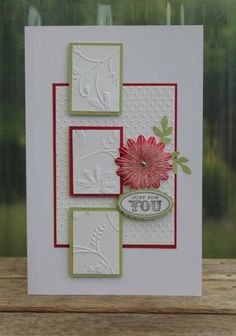 Just for You by Kraftikat - Cards and Paper Crafts at Splitcoaststampers