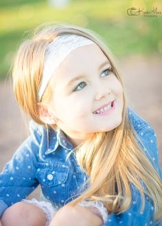 4 Years Old is SO BEAUTIFUL  Krista Marx Photography