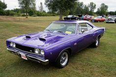 1968 Dodge Coronet R/T....Purple, hood scoops and. 440? I'm in!!