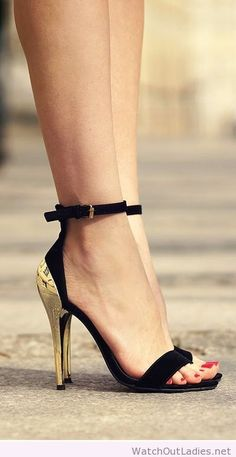 Awesome New Look Heels