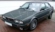 Image illustrative de l'article Maserati Biturbo