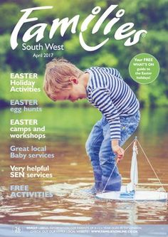 Families London SW April 2017 issue 265 lo-res  Parenting magazine for SW London:  Easter activities, egg hunts, camps & workshops, local Baby services, helpful Special Needs services, Free activities, What's On.  Probably more in here too, please look...