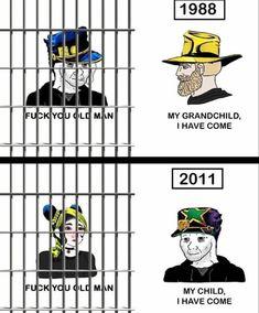 Short Jokes Funny, Stupid Funny Memes, Funny Relatable Memes, Jojo Anime, Me Anime, Jojo Bizarro, Chibi, Otaku Meme, Jojo Memes