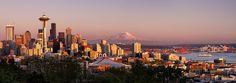 Seattle Waterfront. Michael Riffle.